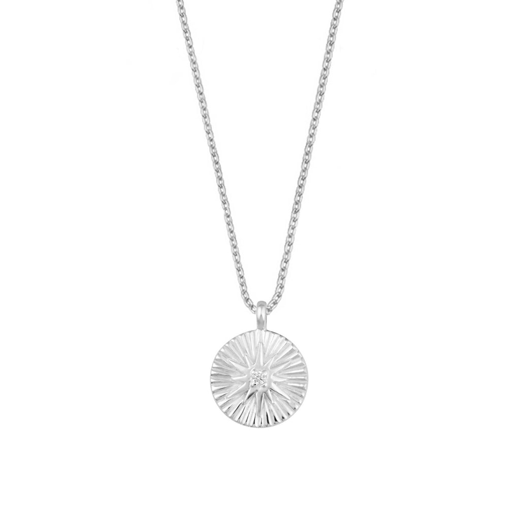 Stella Necklace - Silver