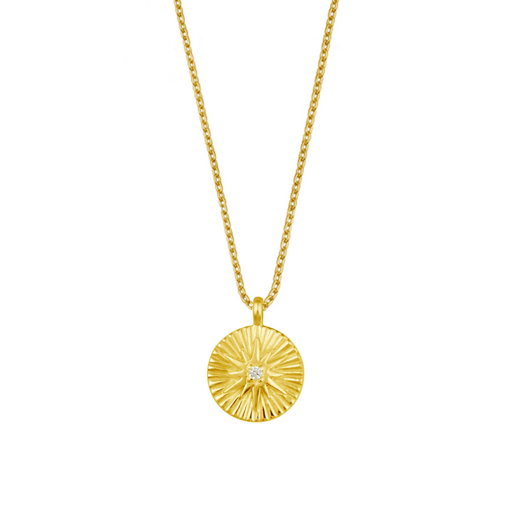 Stella Necklace - Gold