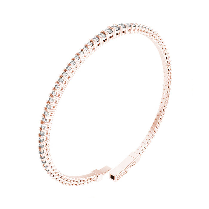 ZOEY BANGLE – PINKGOLD