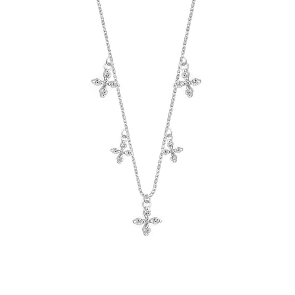 Aries Necklace - Silver