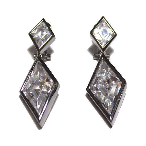 Short Reflection Earrings
