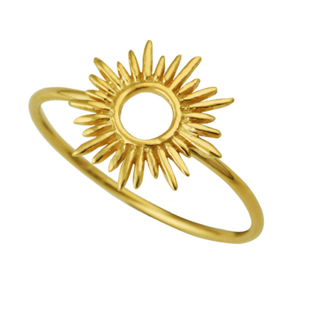 Solis Ring - Gold