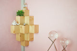 Step Cube Shelves