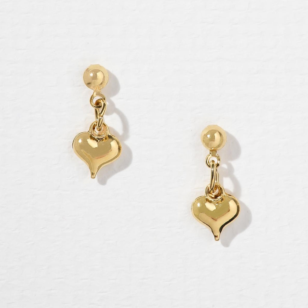 THE GENIE EARRINGS – GOLD