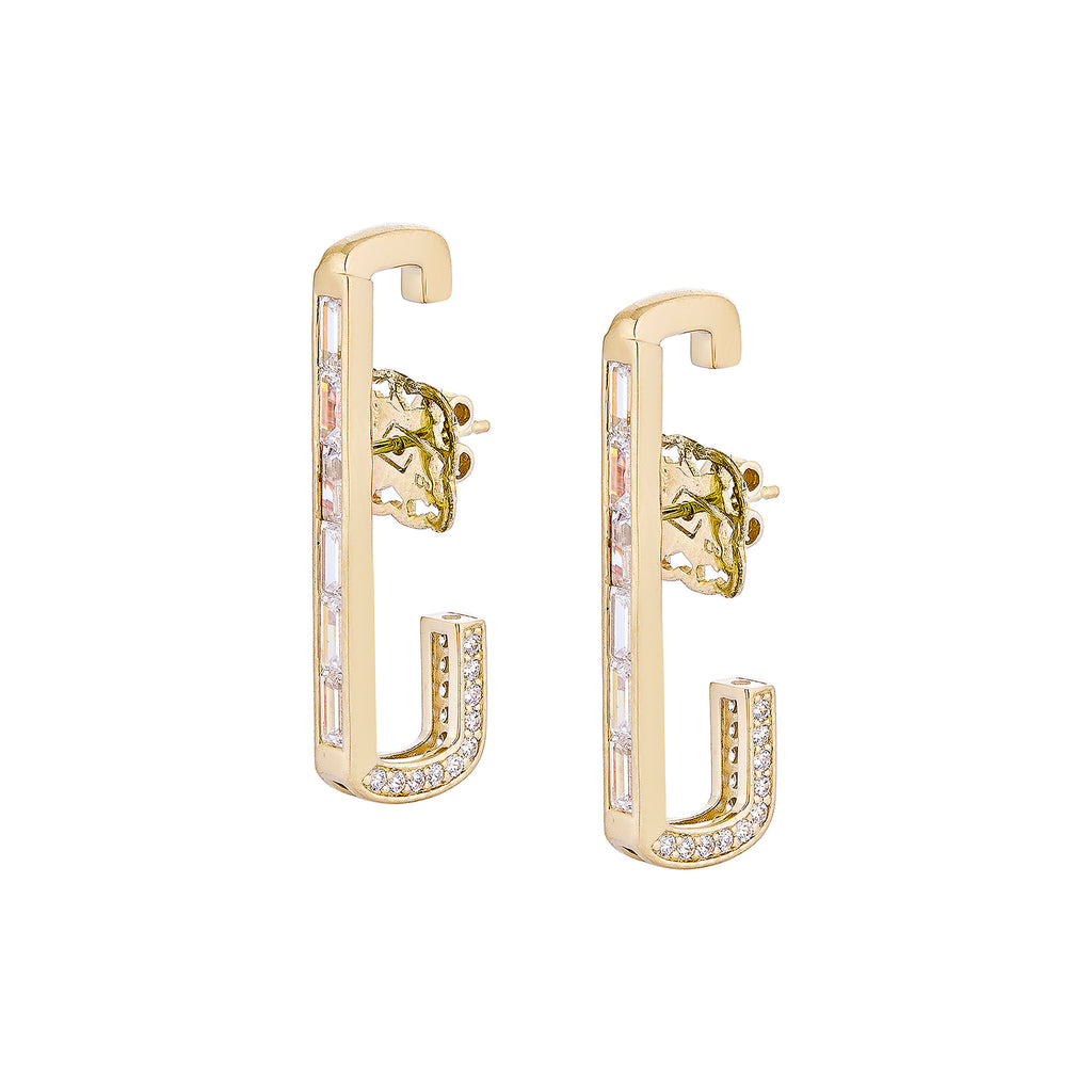 WAREE EARRINGS – GOLD