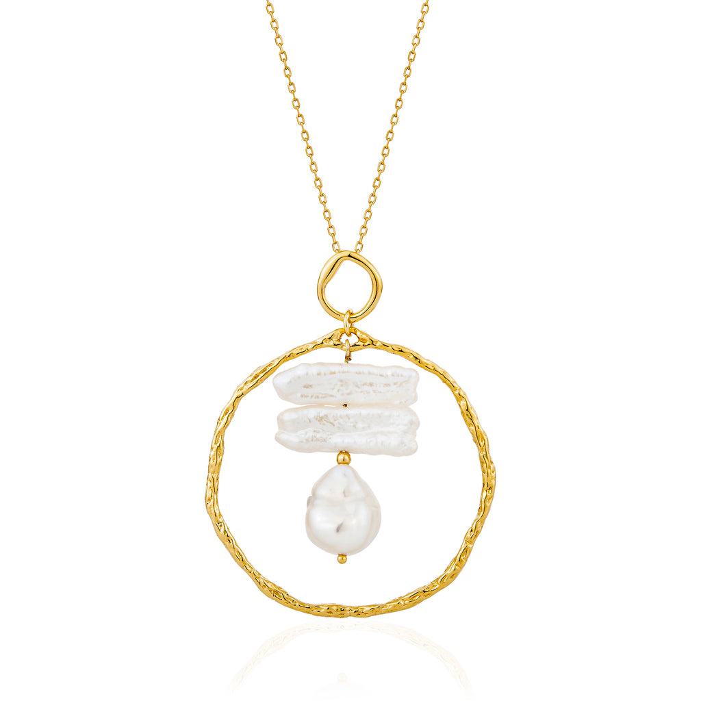 Kaia Necklace - Gold