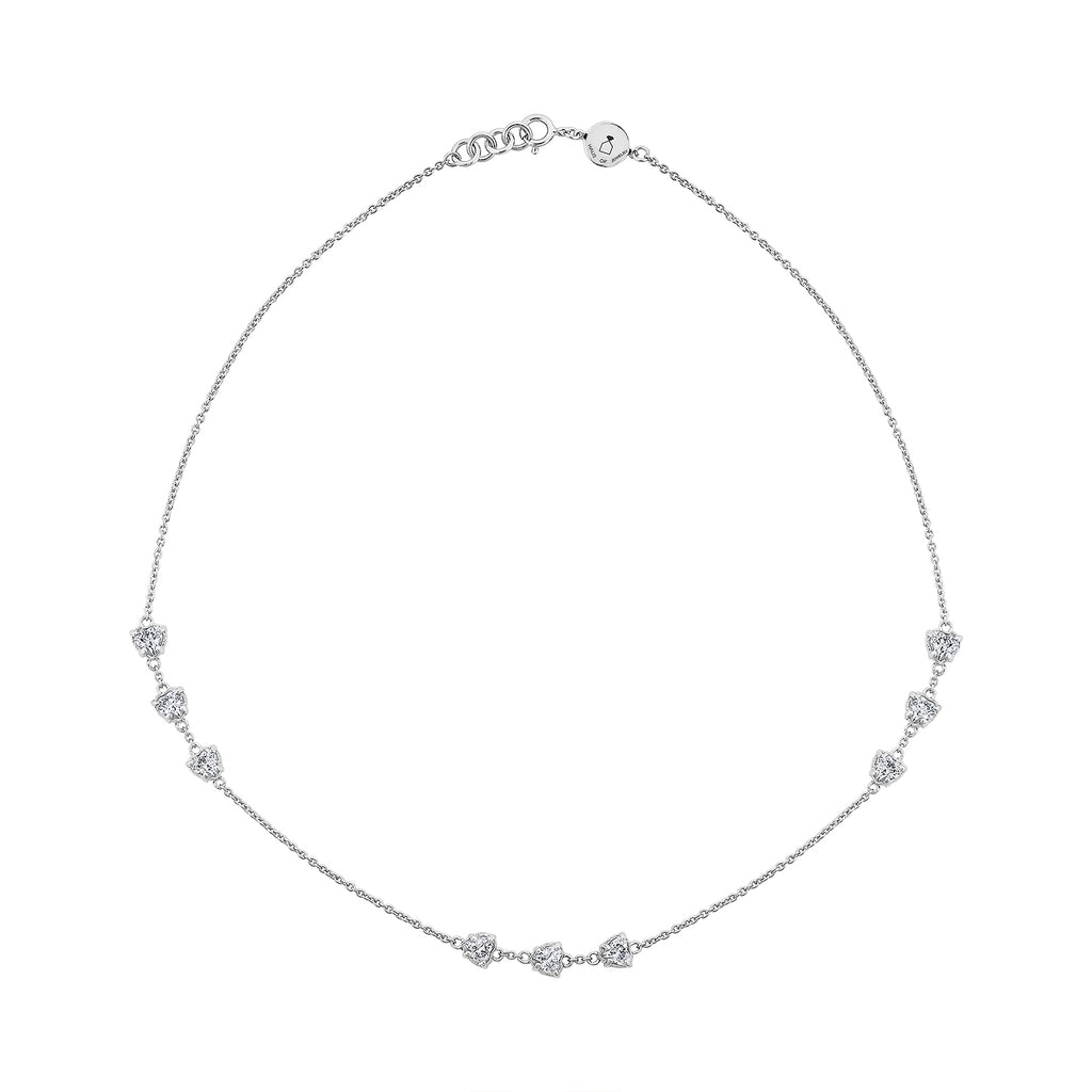 Fahsai IN Amour Necklace - Silver