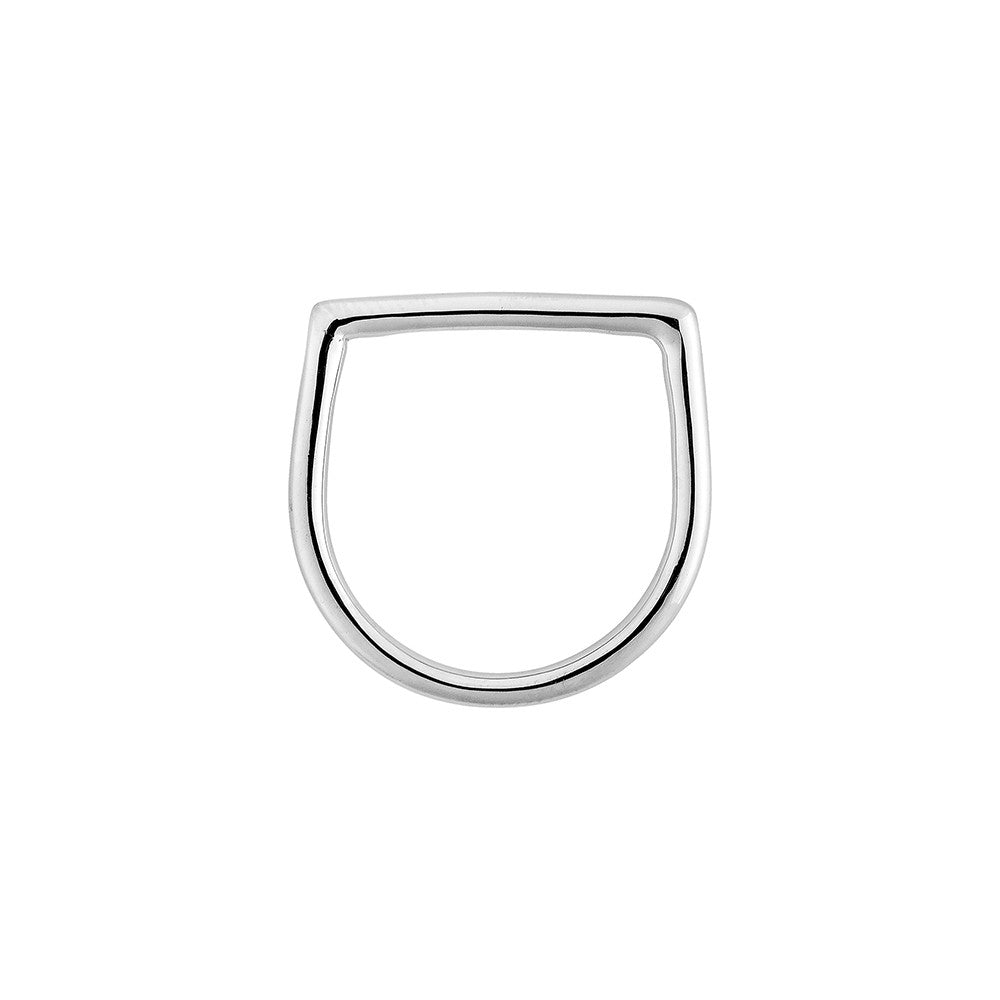 Line Ring - Silver