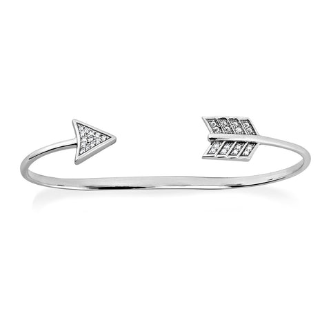 Arrow palm cuff