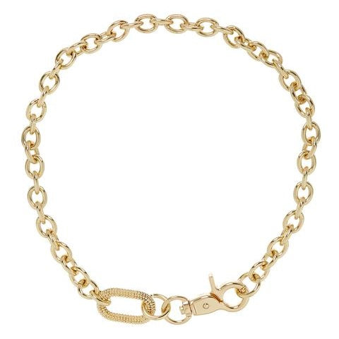 Isla Statment Necklace - GOLD