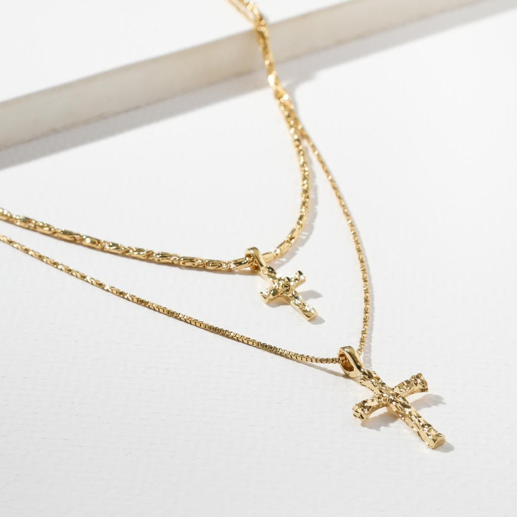 THE CLARA NECKLACE – GOLD