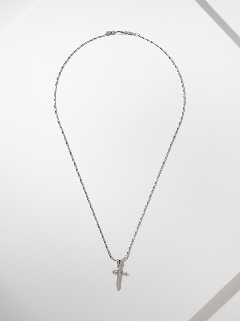 THE ALEXANDRA NECKLACE – SILVER