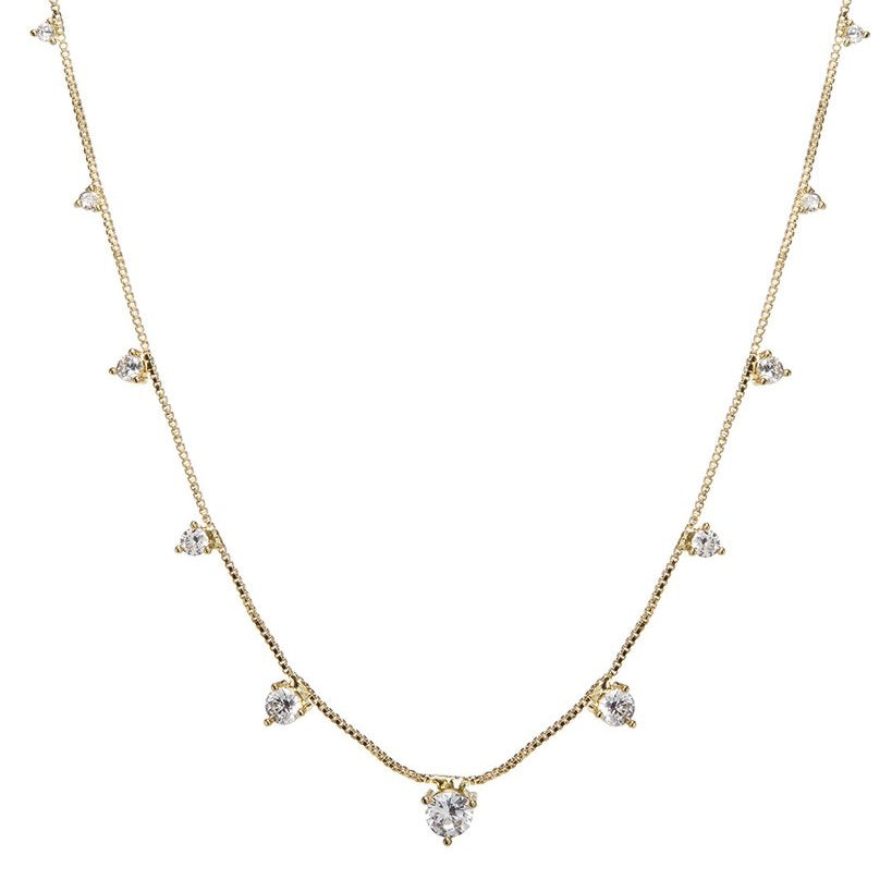 ORIEN CHARM NECKLACE – GOLD