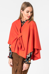 Wrap Cape Womens