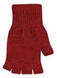 Plain Fingerless Glove