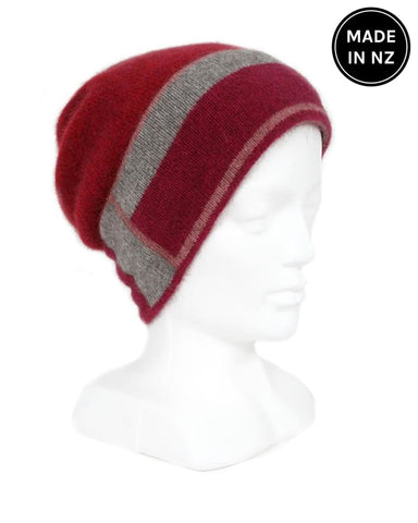 Accent Stripe Beanie Accessories
