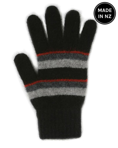 Accent Stripe Glove Accessories