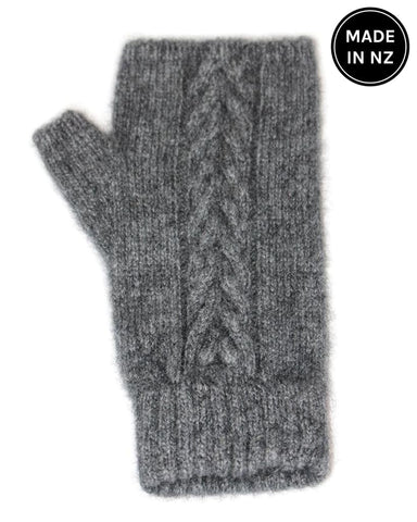 Cable Mitten Accessories