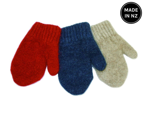 Cosy Kiwi Childs Mitten Kids