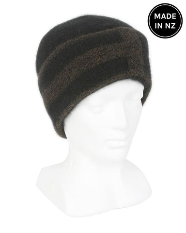 Directional Stripe Beanie Accessories