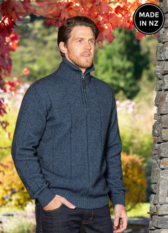 Javelin 1/2 Zip Mens