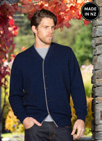 Kent Cardigan Mens