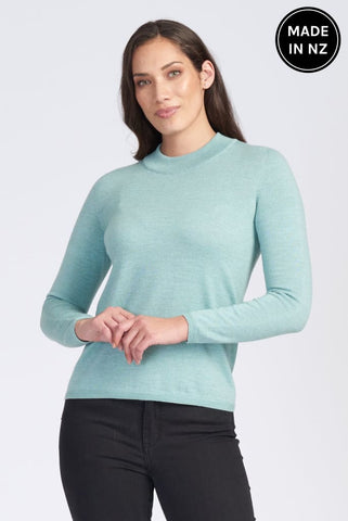 Long Sleeve Classic Turtle Womens