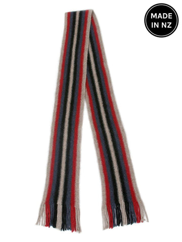 Long Vertical Striped Scarf Accessories