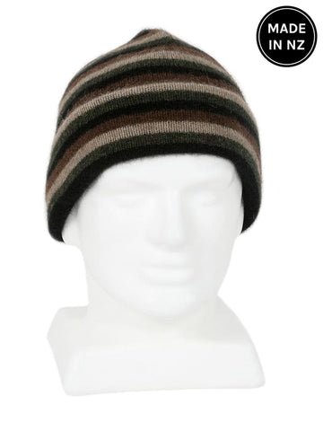 Multi Striped Beanie Accessories