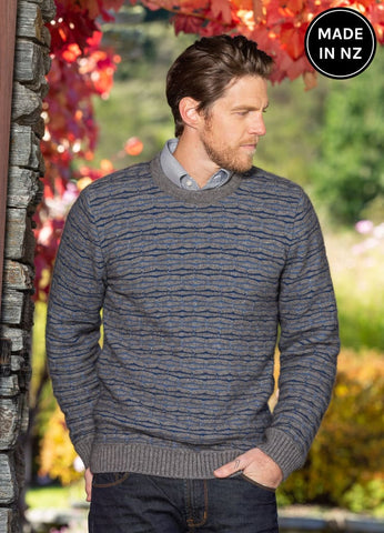 Ripple Sweater Mens
