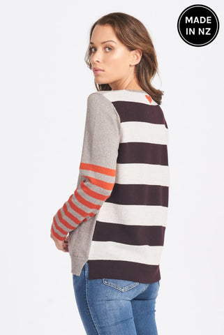 Totally Random Jumper Womens