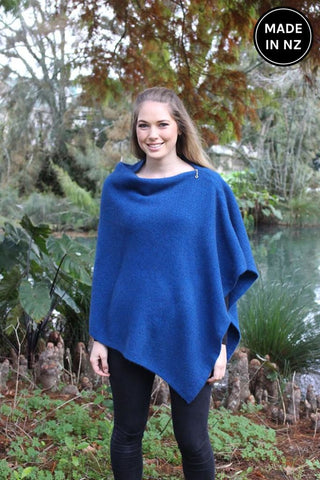 Zippered Wrap Womens