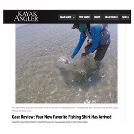 Kayak Angler Magazine: Your New Favorite Fishing Shirt