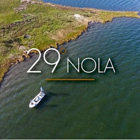 Ride the Tide: 29º Nola - A Film of Monster Reds on Topwater Flies