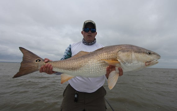 Grey Ghost Charters with Bull Red