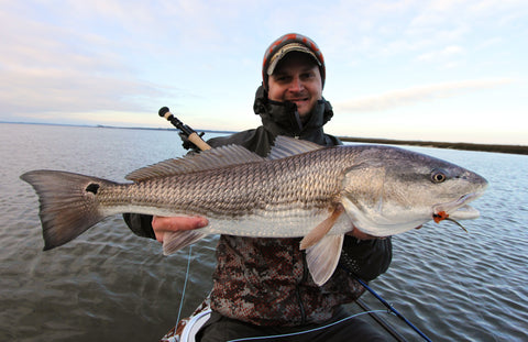 grey ghost charters charleston redfish