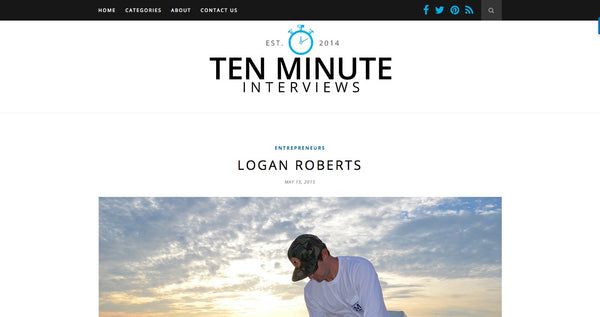 logan roberts interview
