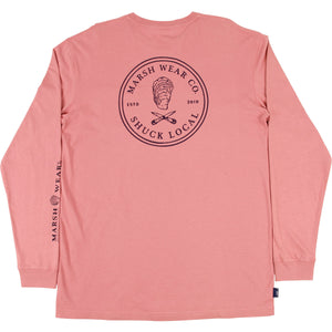 Shuck Local LS T-Shirts