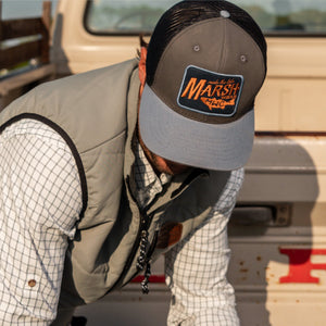 Sunrise Marsh Trucker Hat