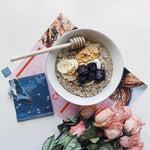Esteemed Recipe - Fire Roasted Oolong Porridge