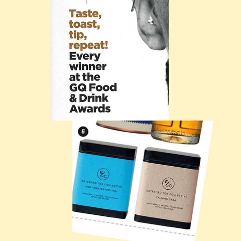 Taste, toast, tip , repeat! Every Winner at the GQ FOOD & Drinks Awards
