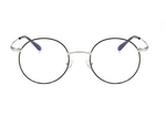 Round Spectacle Transparent Clear