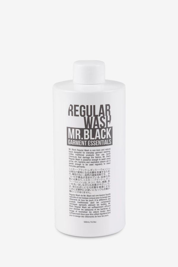 Mr Black Regular Wash