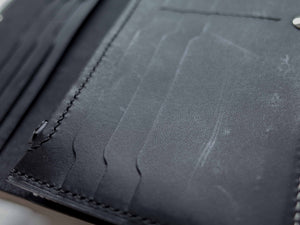 Long Wallet Waxed