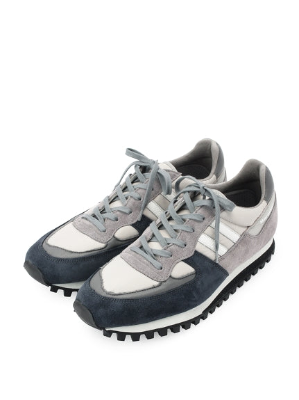ZDA Marathon Trainers Light & Dark Grey