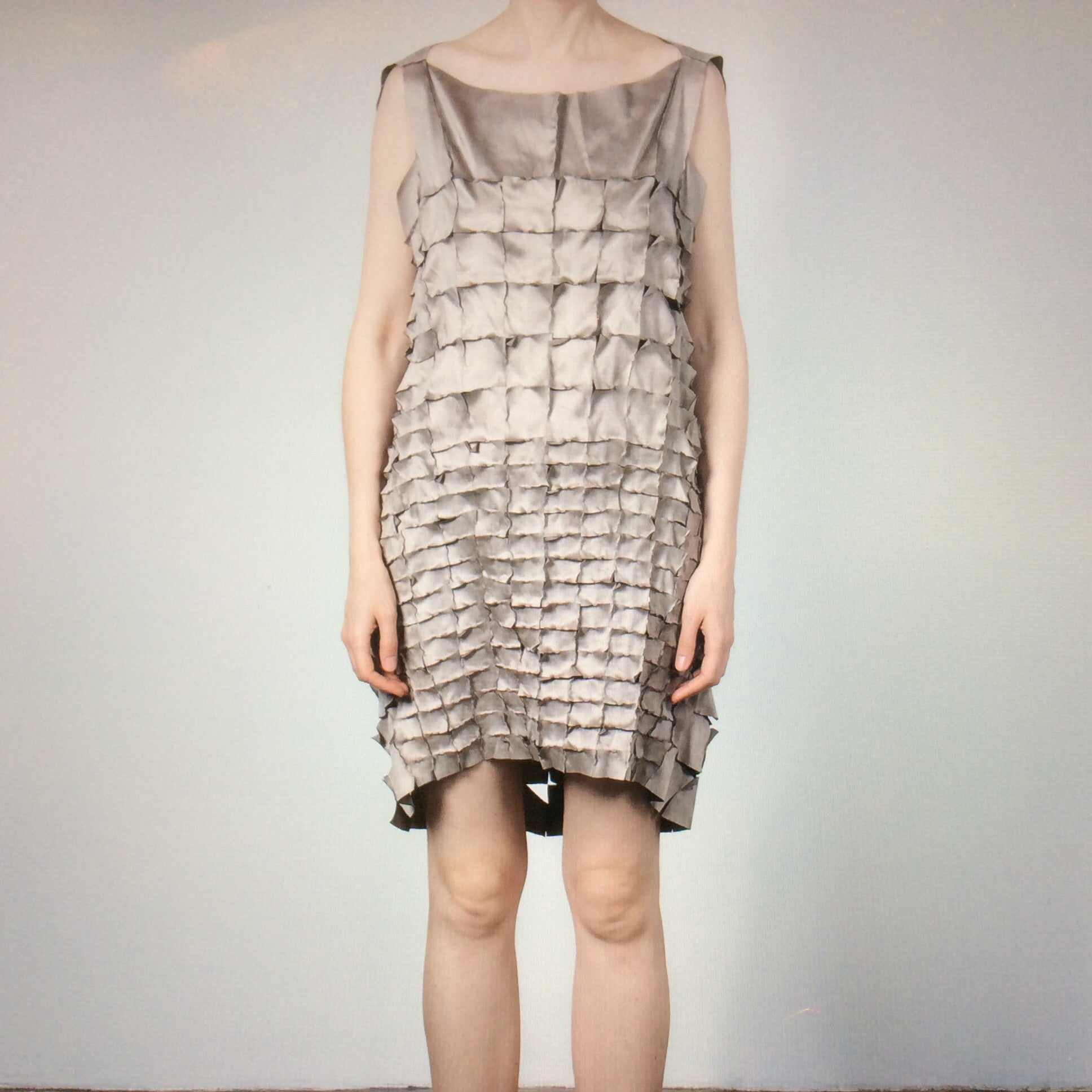 TNS-720 laser cut dress free size