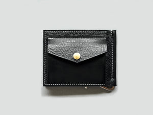 Money Clip Wallet + Coincase