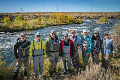 Montana Women's Fly Fishing School