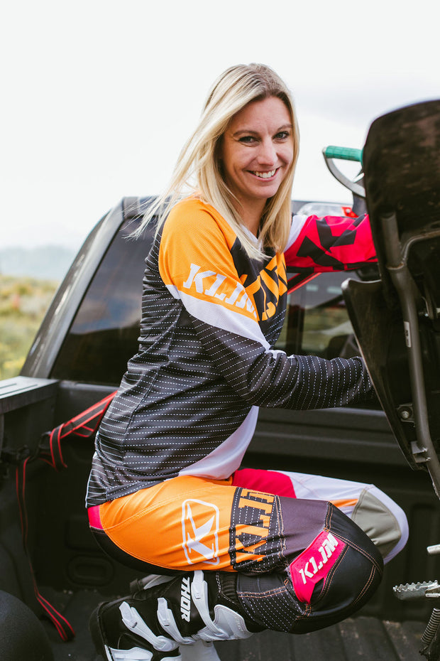 Orange XC Lite Women's Kit