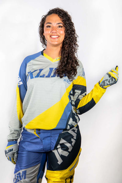 Yellow XC Lite Women's Kit